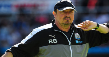 Rafa Benitez - Newcastle