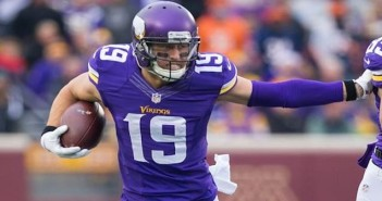 Adam Thielen - Minnesota Viikings