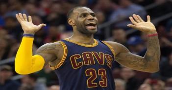 LeBron James - Cleveland Cavaliers