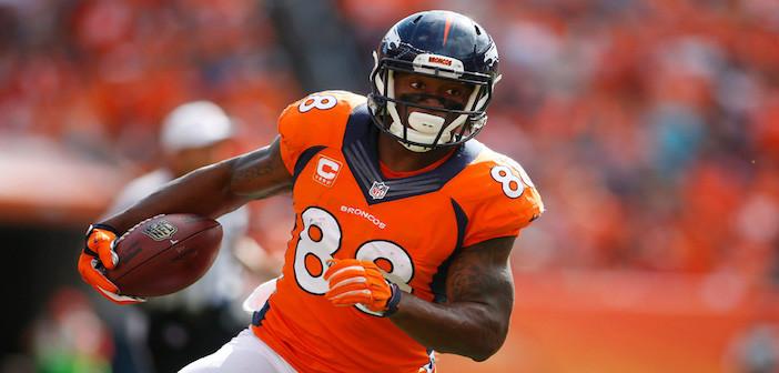 Demaryius Thomas - Broncos
