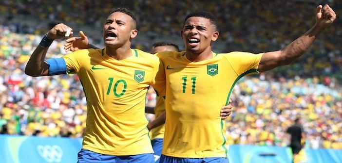 Neymar, Jesus - Brazil