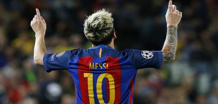 Messi - Barcelona 2016
