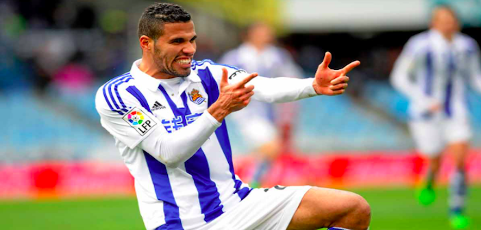Willian Jose - Real Sociedad