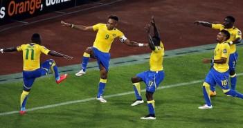 Gabon - Aubameyang