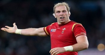 Alun-Wyn Jones - Wales