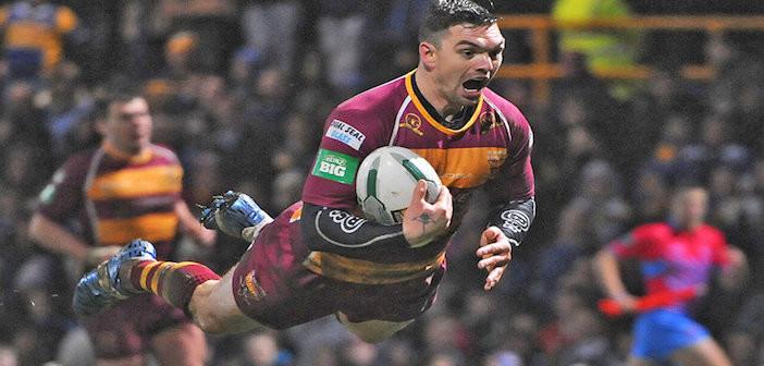 Danny Brough - Huddersfield