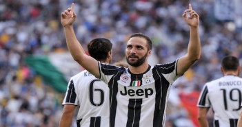 Gonzala-Higuain - Juventus