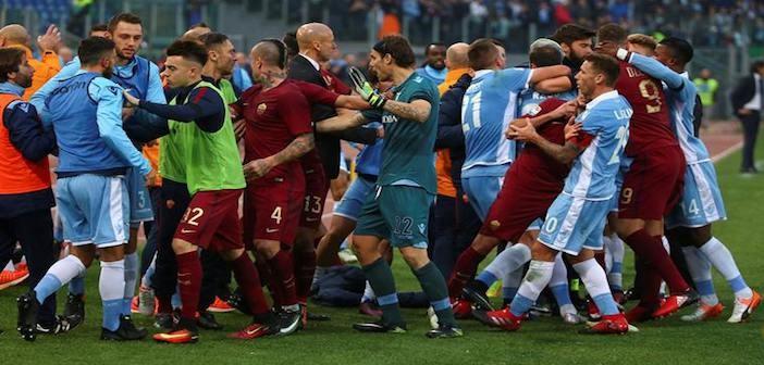 Lazio v Roma