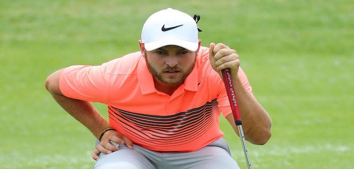 Jordan Smith - golf