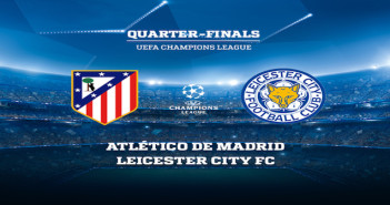 Atletico Madrid v Leicester