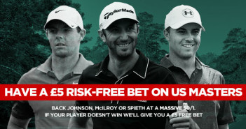 US Masters offer