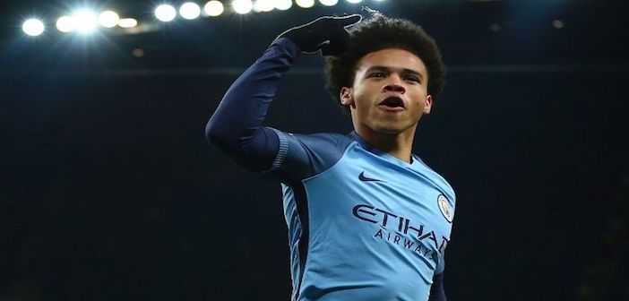 Leroy Sane - Man City