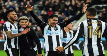 Newcastle promoted