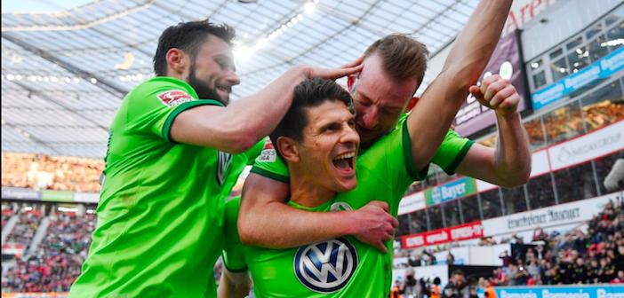 Gomez - Wolfsburg