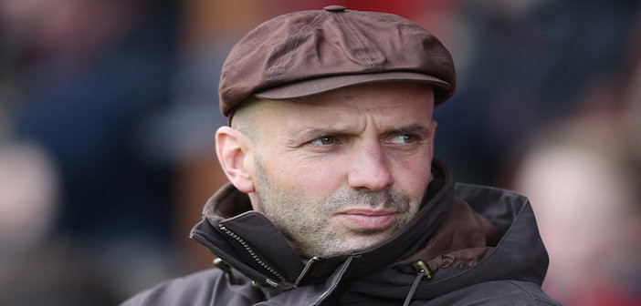 Paul Tisdale - Exeter