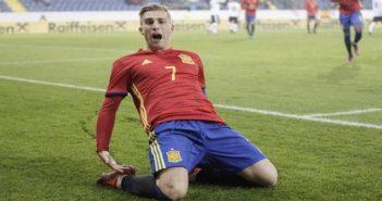 Gerard Deulofeu - Spain U21