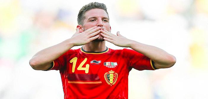 Dries Mertens - Belgium
