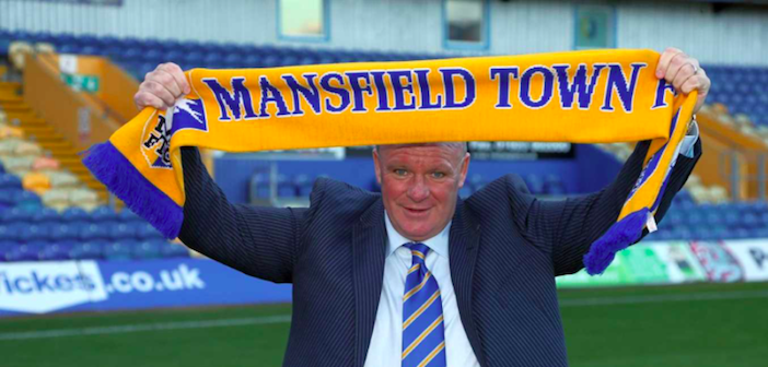 Mansfield - Steve Evans