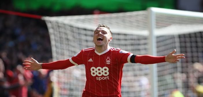 Barrie McKay - Forest
