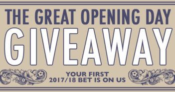 Opening Day Giveaway