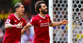 Liverpool - Firmino/Salah
