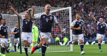Scotland - Leigh Griffiths