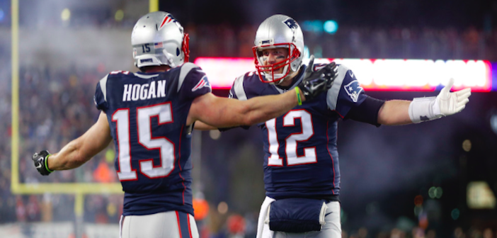 Chris Hogan - Patriots