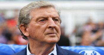 Roy Hodgson - England