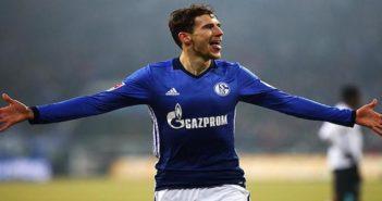Leon Goretzka - Schalke