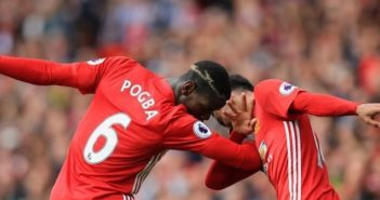 Man Utd - Pogba Lingard
