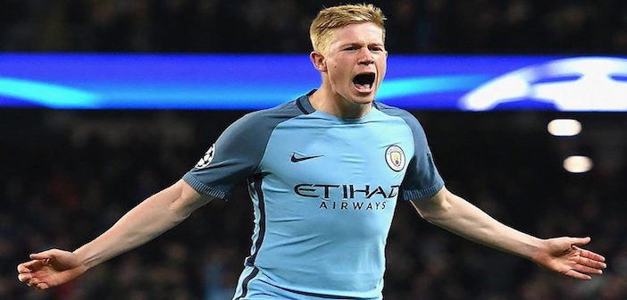 Kevin De Bruyne - Man City