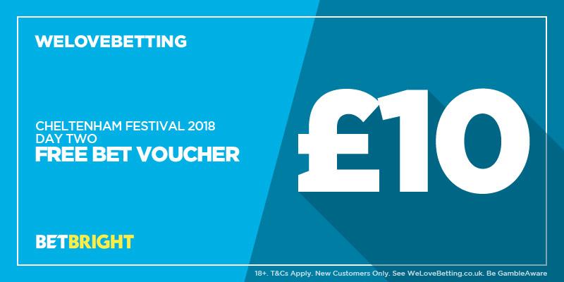 cheltenham betting vouchers uk