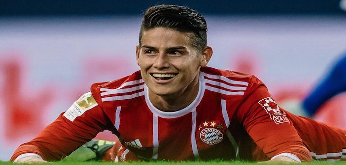 Bayern - James