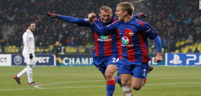 Pontus Wernbloom - CSKA