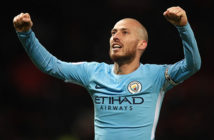 Man City - David Silva