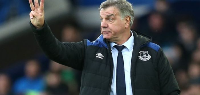 Sam Allardyce - Everton
