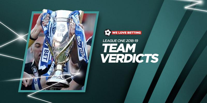 WLB Season Preview 2018/19 | League One: Team Verdicts - We