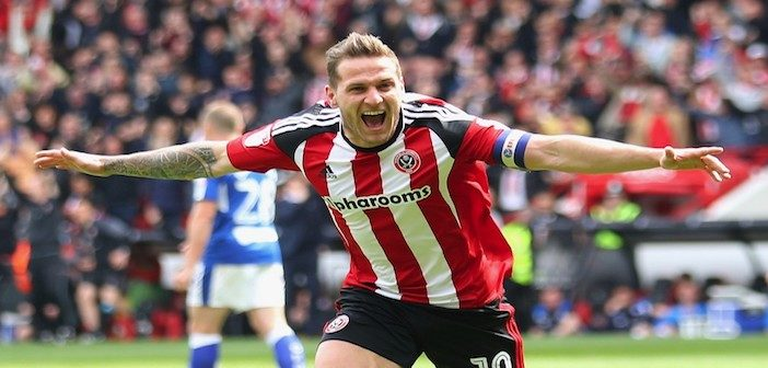 Billy Sharp - Sheffield United