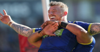 Josh Charnley - Warrington