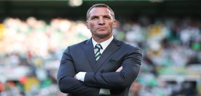 Brendan Rodgers - Celtic