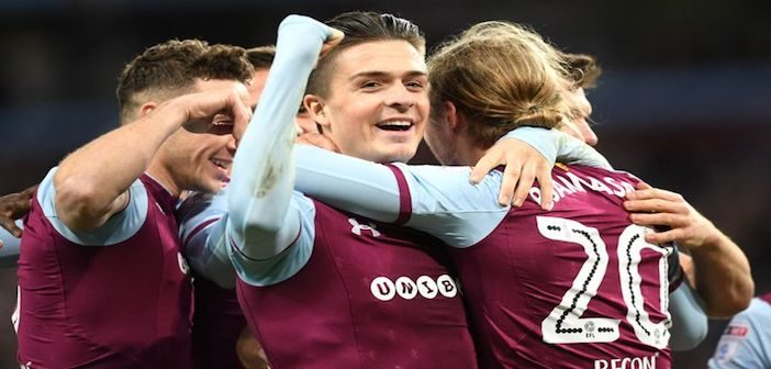 Aston Villa - Jack Grealish