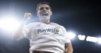 Sevilla - Wissam Ben Yedder