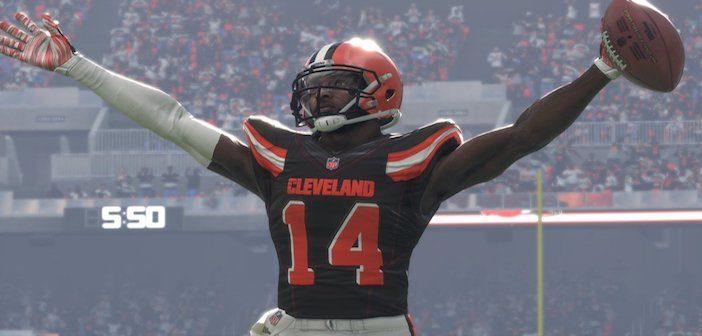 Jarvis Landry - Cleveland Browns