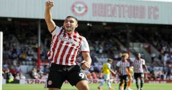 Maupay - Brentford