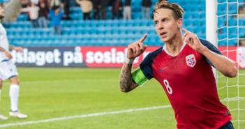 Stefan Johansen - Norway