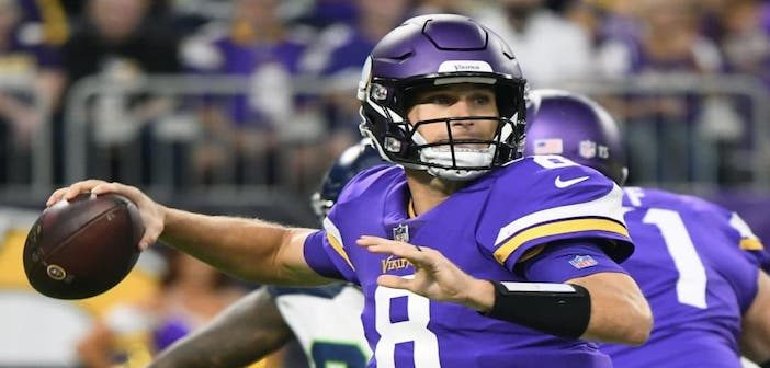 Kirk Cousins - Minnesota Vikings