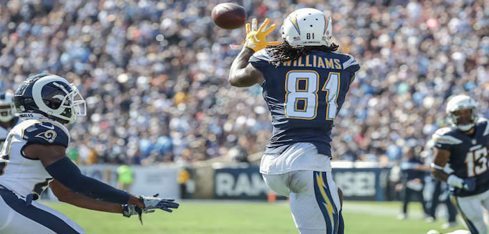 Mike Williams - Chargers
