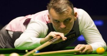 Mark Davis - Snooker