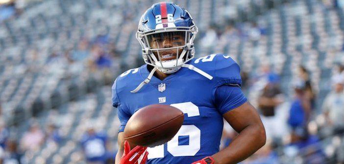 Saquon Barkley - New York Giants