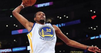 Kevin Durant - Golden State Warriors
